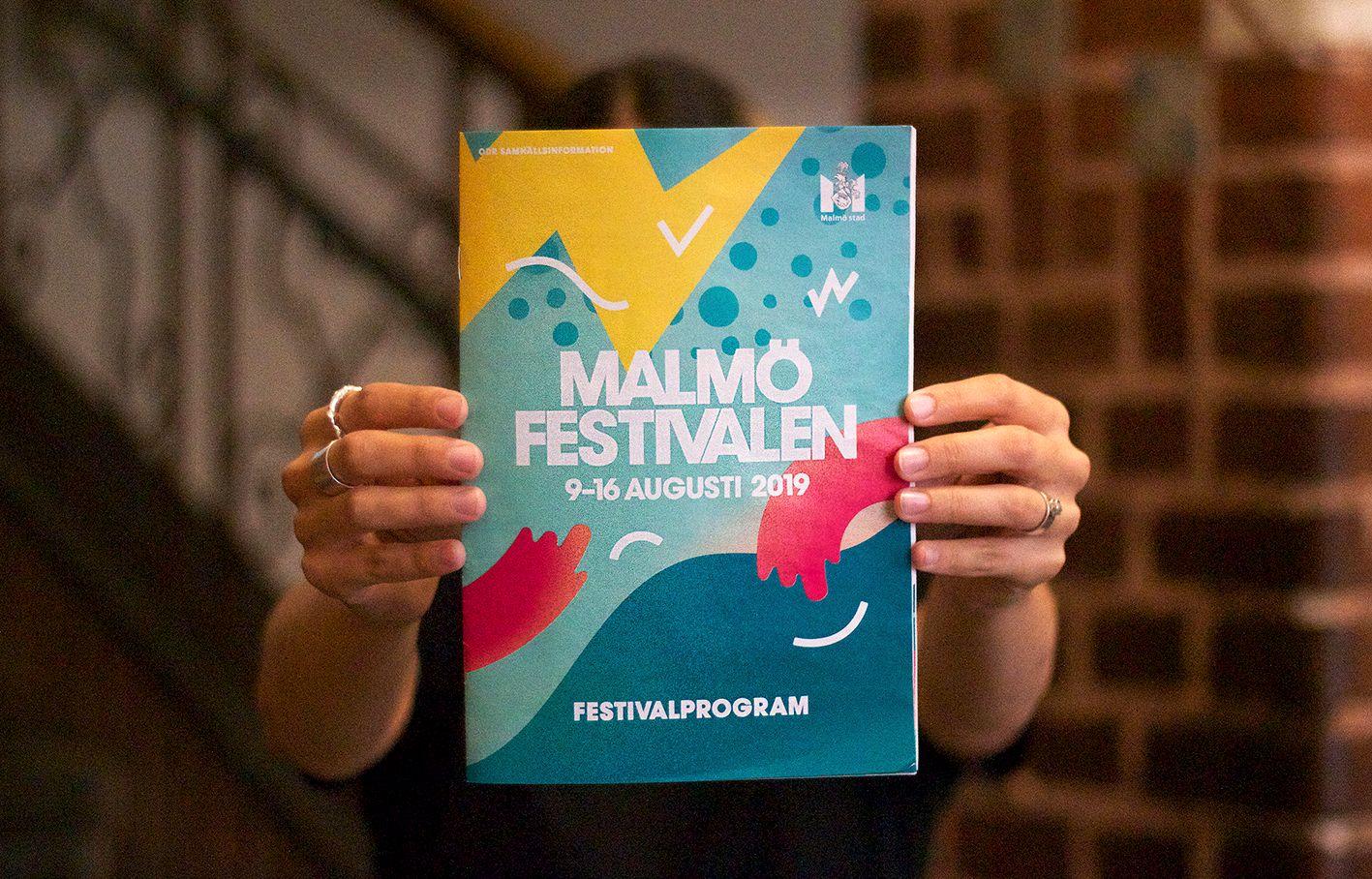 Festivaltidningen omslag