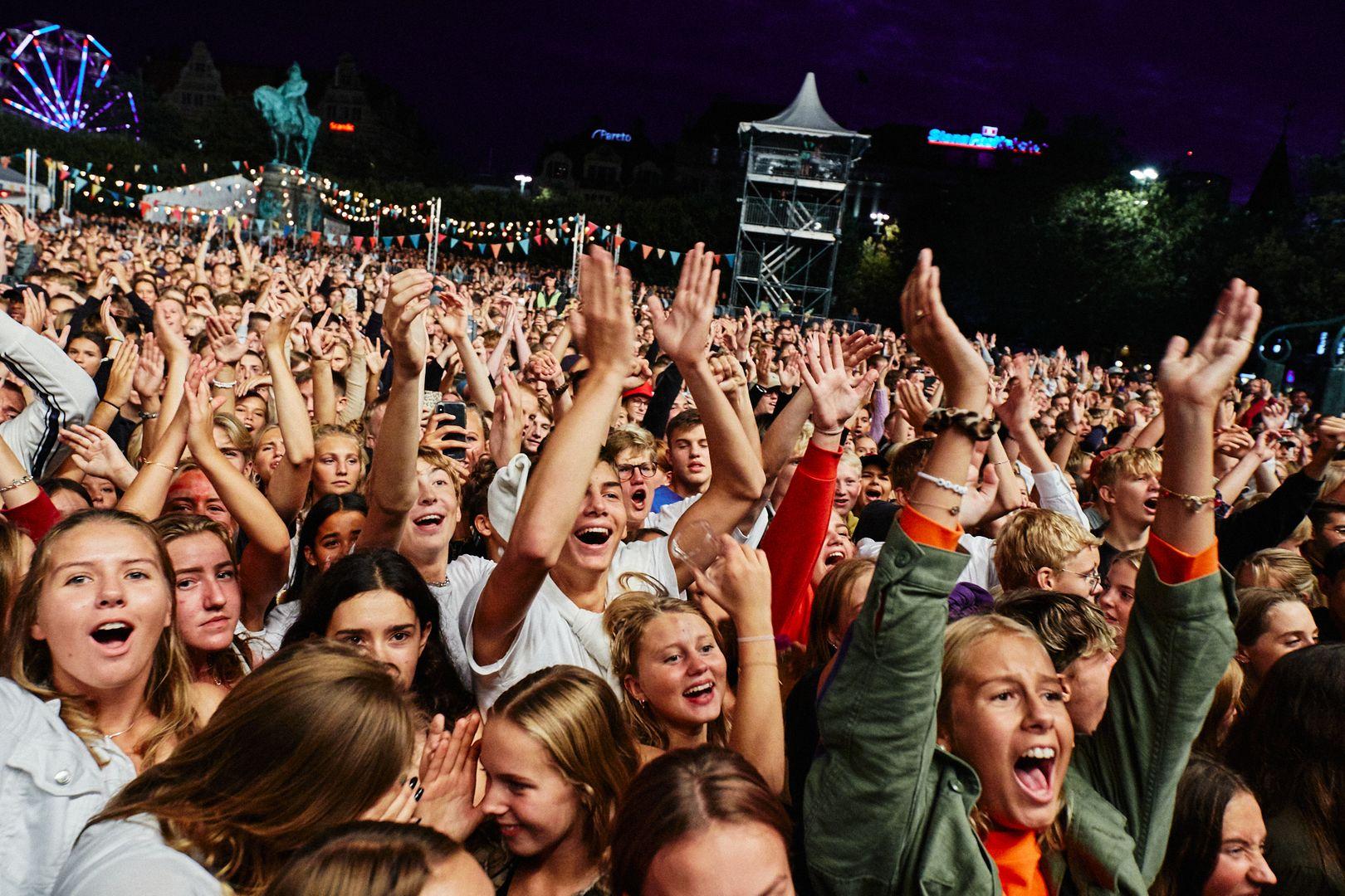 Malmöfestivalen publik