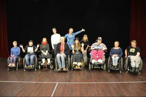 Teater Kattmas ensemble